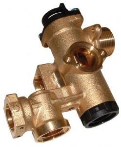 ALPHA 3.015562 CD DIVERTER VALVE